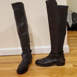 Dolce Vita Chained OTK boots
